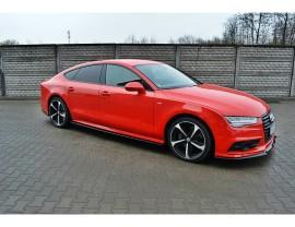 Audi A7 4G8 Facelift MX Seitenschwelleransatze