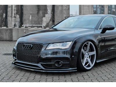 Audi A7 4G8 Intenso Front Bumper Extension
