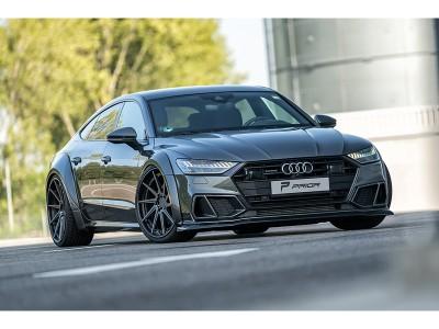 Audi A7 4K8 Exclusive Seitenwandverbreiterungen