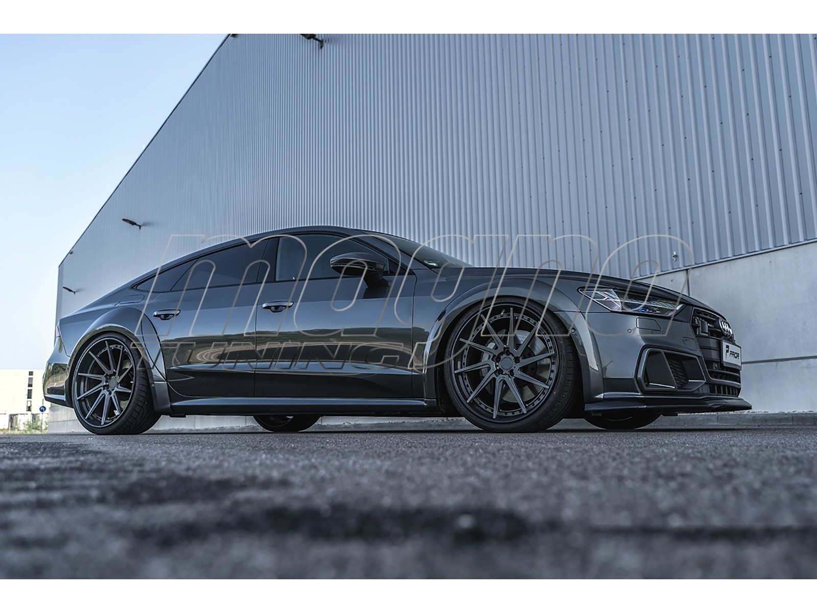 Audi A7 4K8 Exclusive Wheel Arch Extensions