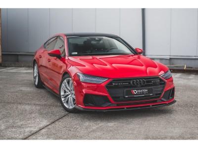Audi A7 4K8 Extensie Bara Fata MX2