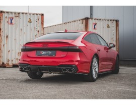 Audi A7 4K8 MX Rear Bumper Extension