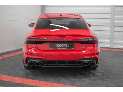 Audi A7 4K8 Master Rear Bumper Extension