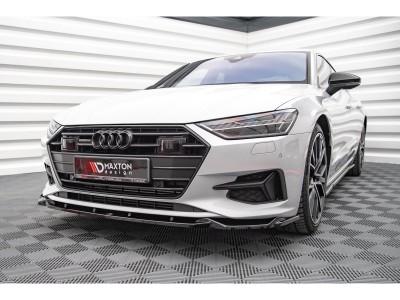 Audi A7 4K8 Matrix2 Front Bumper Extension