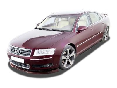 Audi A8 / S8 D3 / 4E Verus-X Front Bumper Extension