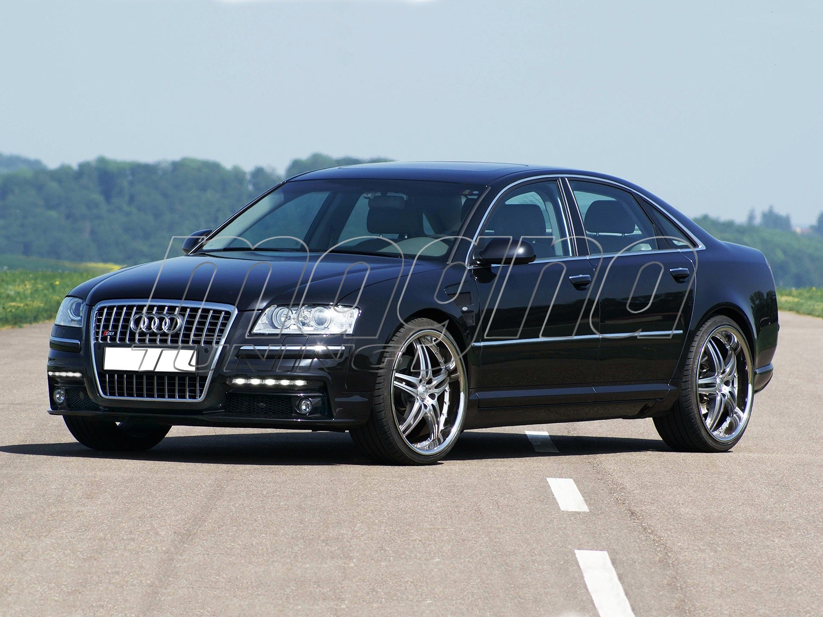 audi a8 4e facelift exclusive body kit. Black Bedroom Furniture Sets. Home Design Ideas
