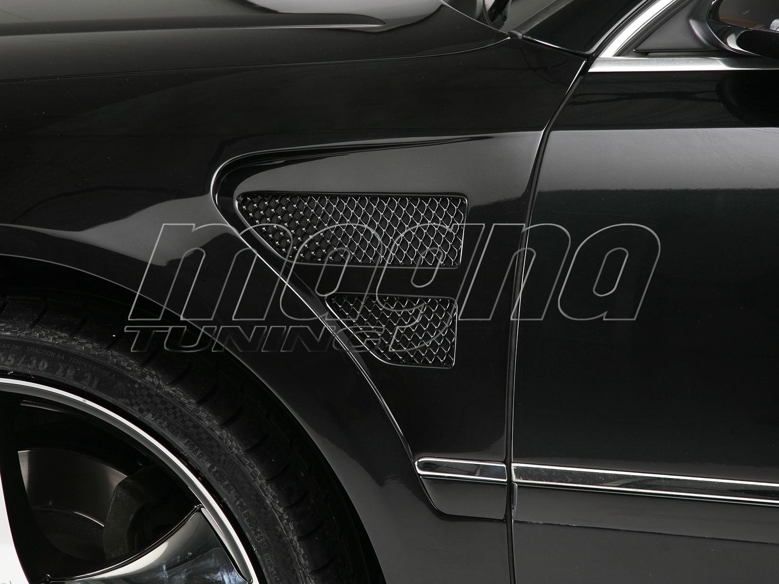 Audi A8 4E Facelift Exclusive Body Kit