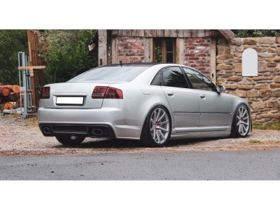 Audi A8 4E R-Design Heckstossstange