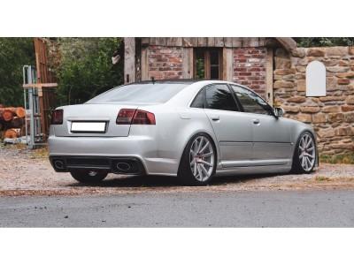Audi A8 4E R-Design Seitenschwellern