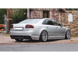 Audi A8 4E R-Design Side Skirts