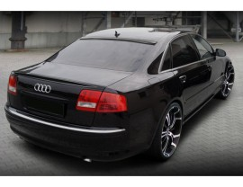 Audi A8 4E Vortex Upper Rear Wing