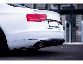 Audi A8 D4 / 4H MX Heckansatze