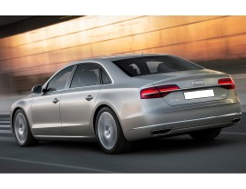 Audi A8 D4 / 4H W21-Look Heckansatz