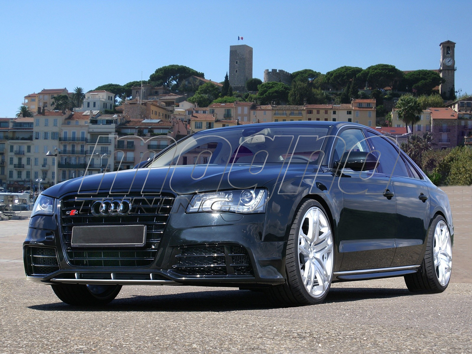 Audi A8 D4 4h Rs7 Look Body Kit