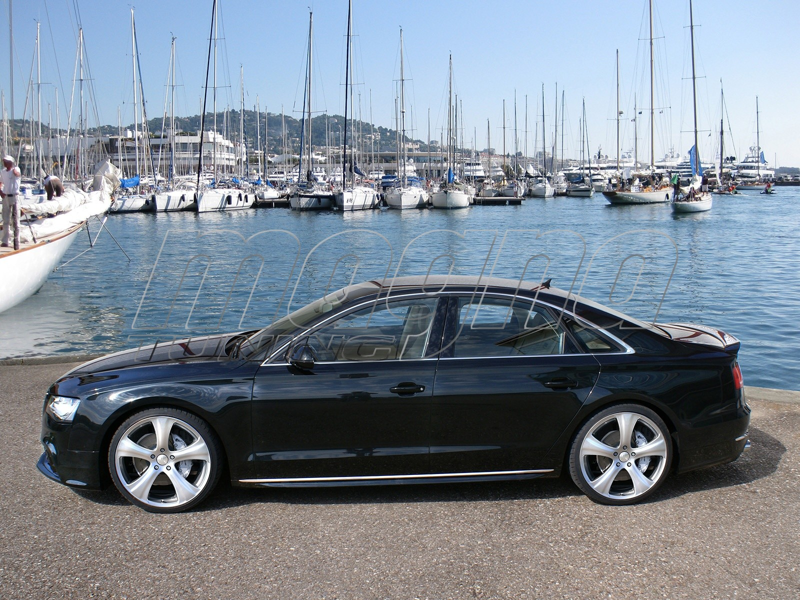 Audi A8 D4 / 4H RS7-Look Body Kit