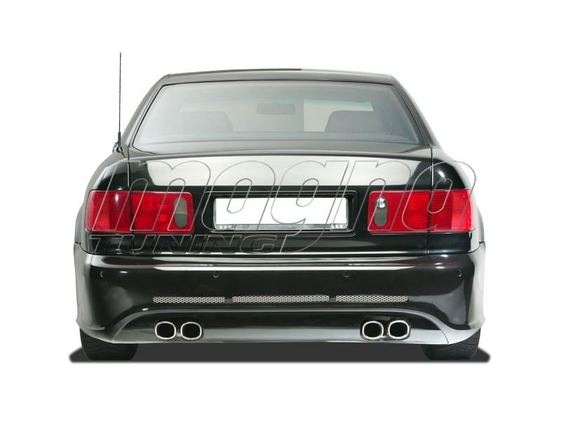 Audi A8 / S8 D2 / 4D Singleframe Heckstossstange