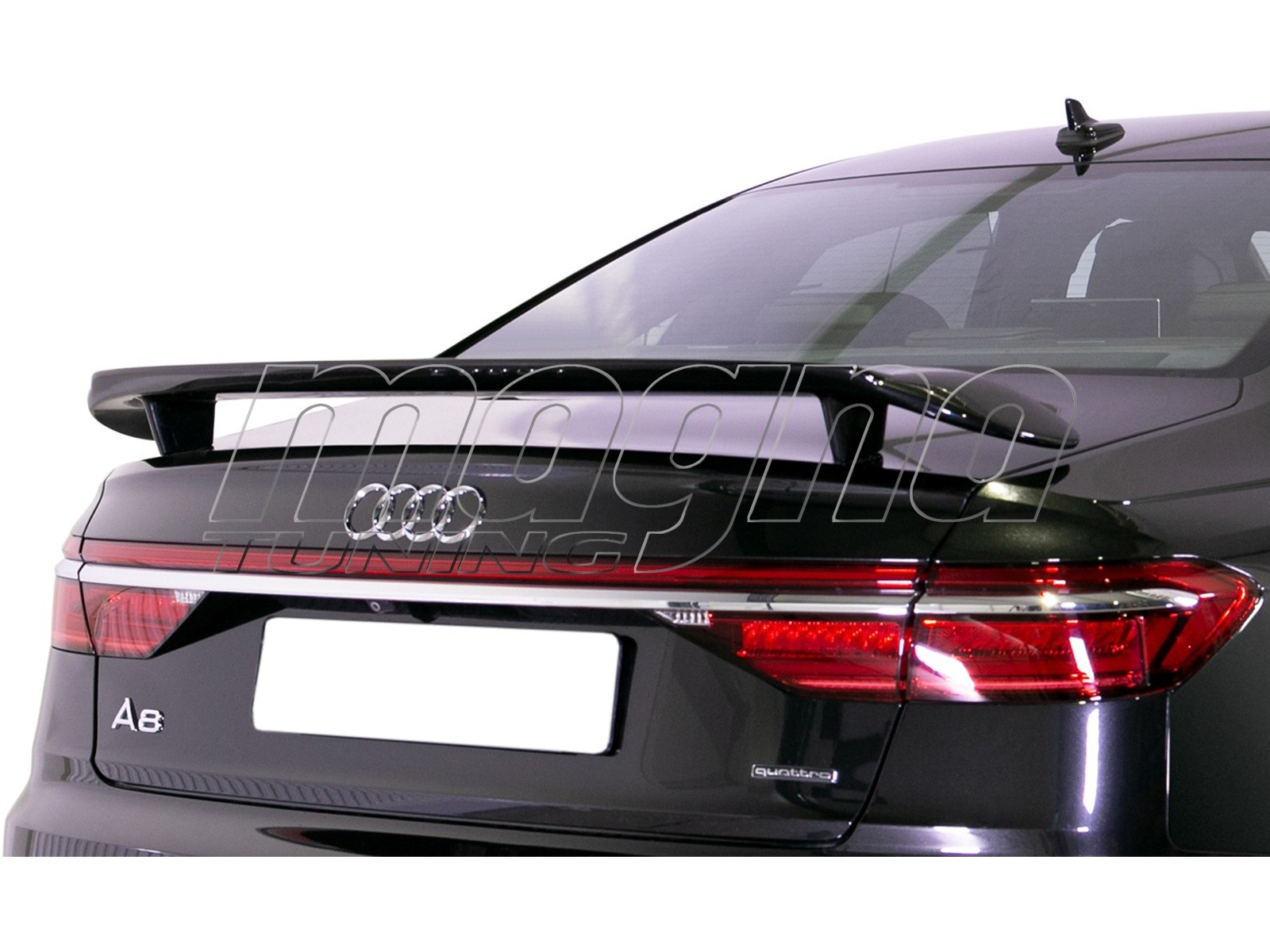 Audi A8 / S8 D5 / 4N RX Rear Wing