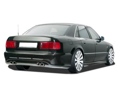 Audi A8 Singleframe Heckstossstange