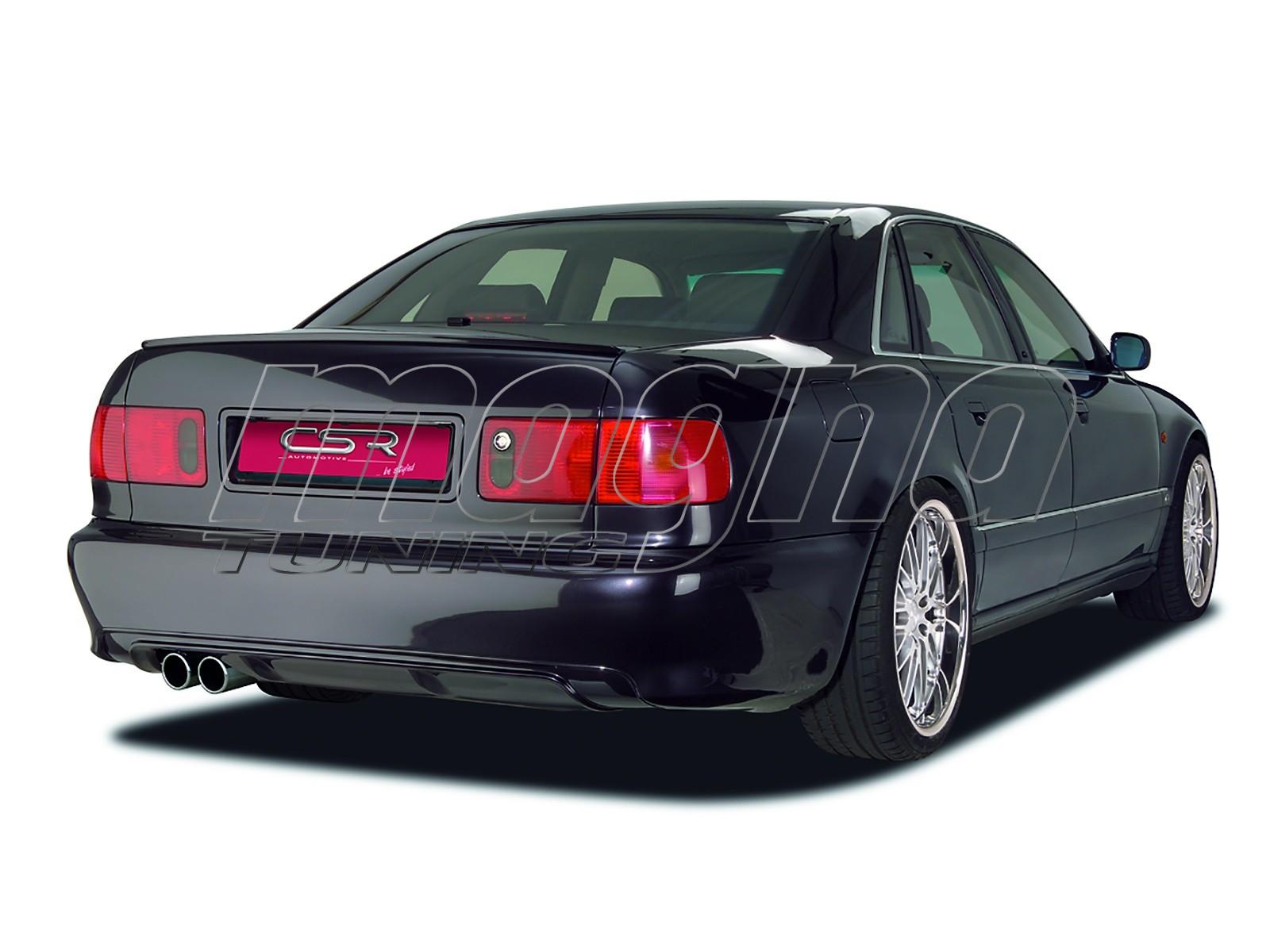 Audi A8 XXL-Line Heckstossstange