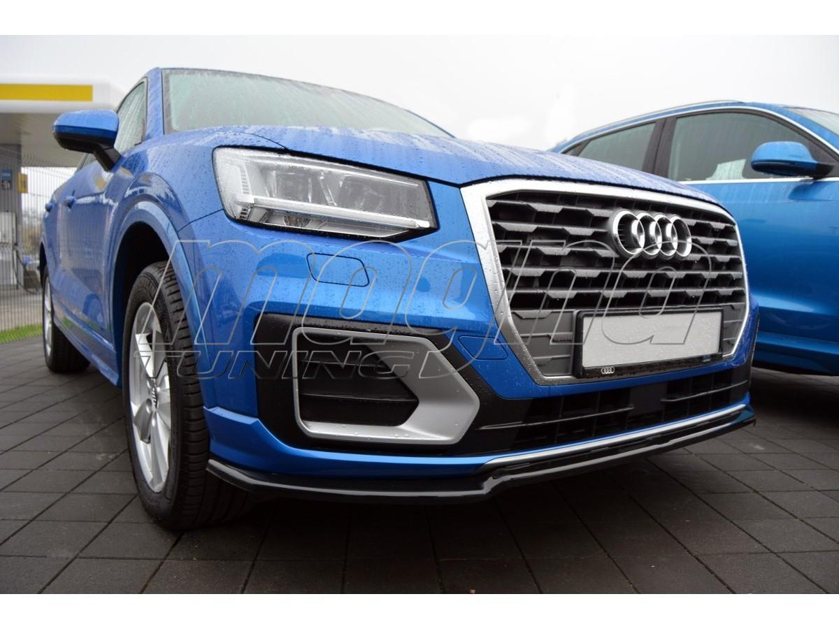 Audi Q2 MX Frontansatz
