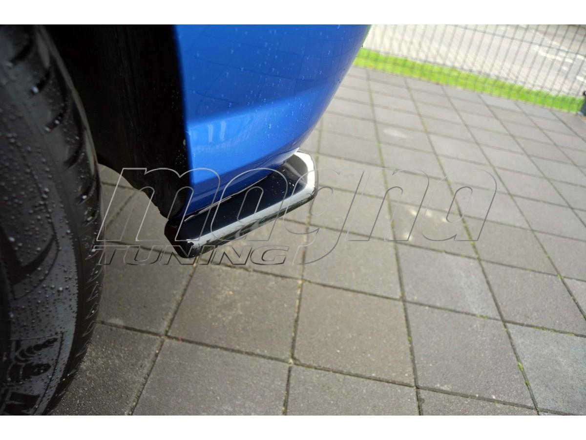 Audi Q2 MX Heckansatze