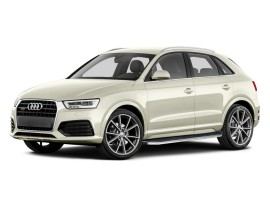 Audi Q3 8U Atos Trittbretter