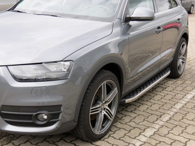 Audi Q3 8U Helios Running Boards