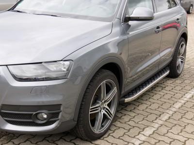 Audi Q3 8U Helios Trittbretter