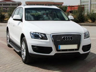 Audi Q5 8R Helios Running Boards