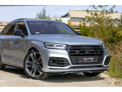 Audi Q5 FY MX Front Bumper Extension