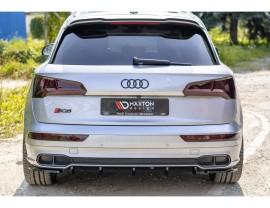 Audi Q5 FY MX Heckansatz