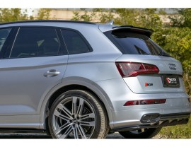 Audi Q5 FY MX Heckflugelaufsatz