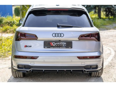 Audi Q5 FY MX Rear Bumper Extension
