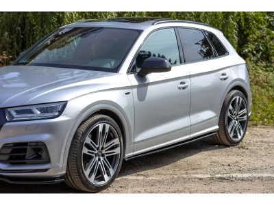 Audi Q5 FY MX Seitenschwelleransatze