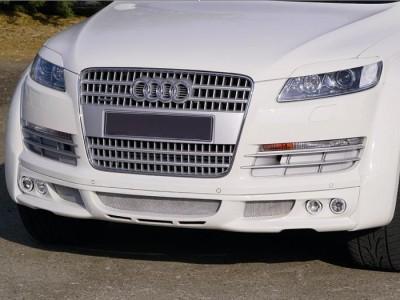 Audi Q7 4L E-Style Front Bumper Extension