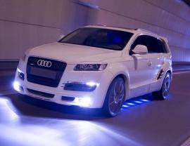 Audi Q7 4L E-Style Wide Body Kit