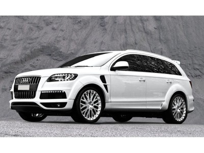 Audi Q7 4L Facelift GTX Wide Body Kit
