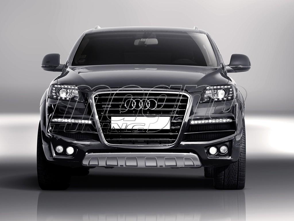 Audi Q7 4L Facelift H1 Body Kit