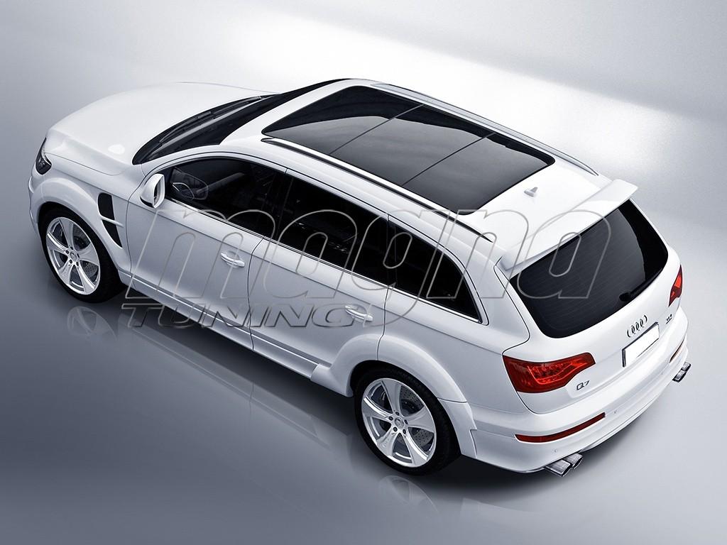 Audi Q7 4L Facelift H2 Wide Body Kit
