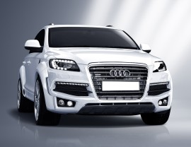 Audi Q7 4L Facelift H2 Wide Body Kit