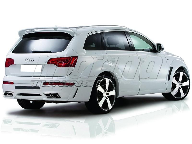 Audi Q7 4L Facelift Jetstar Wide Body Kit