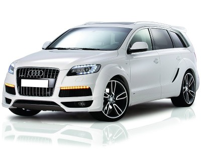 Audi Q7 4L Facelift S-Line J2 Wide Body Kit