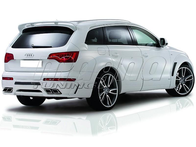 Audi Q7 4L Facelift S-Line Jetstar Wide Body Kit