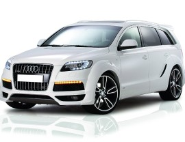 Audi Q7 4L Facelift S-Line Jetstar Wide Body Kit