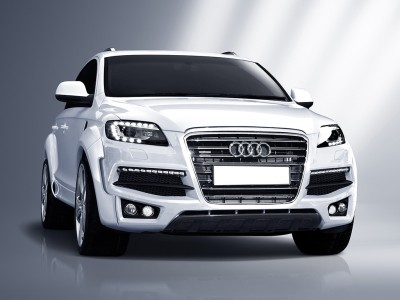 Audi Q7 4L Facelift Wide Body Kit H2