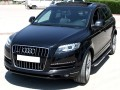 Audi Q7 4L Helios Running Boards