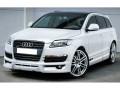 Audi Q7 4L Imperator Front Bumper Extension