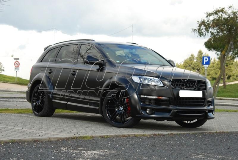 Audi Q7 4L Imperator Frontansatz