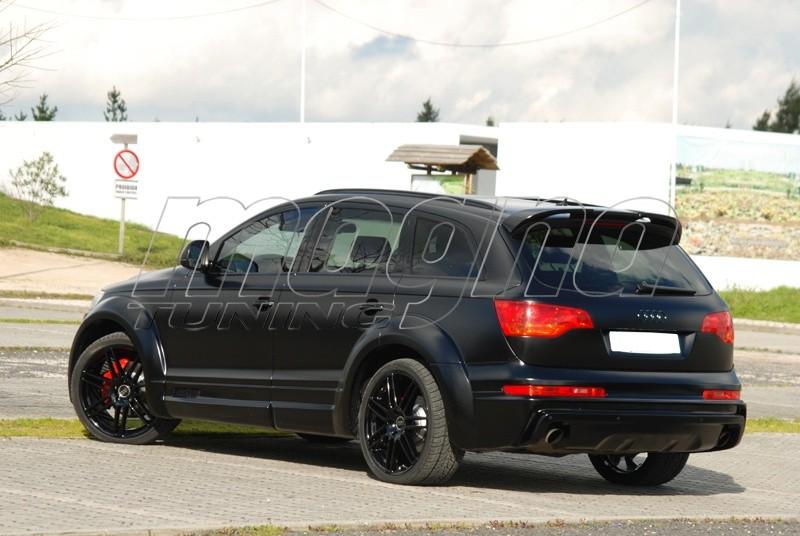 Audi Q7 4L Imperator Heckflugel