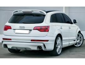 Audi Q7 4L Imperator Rear Bumper Extension